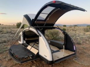 Can a Honda CRV pull a camper?